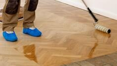 Real samples of floor sanding projects in West Kensington Floor Sanding